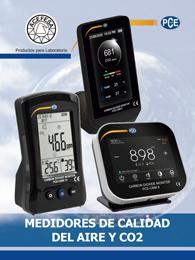 Medidores PCE